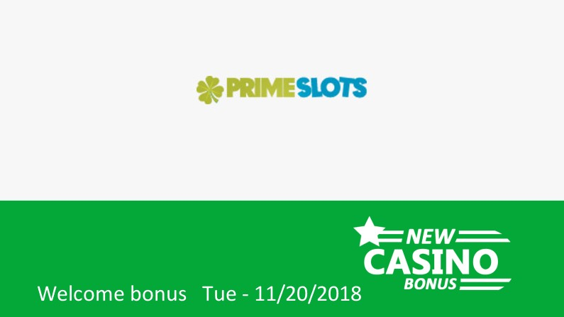 Prime casino 20 free spins