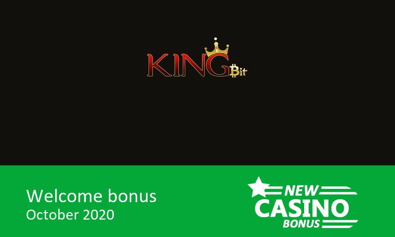 Kingbit bonus ⇨ Exclusive 130% up to 1BTC in bonus, 1st deposit bonus