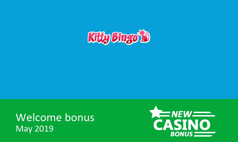 Kitty Bingo Casino bonus ⇨ 300% up to 150£ in bonus + 100 bonus spins, 1st deposit bonus