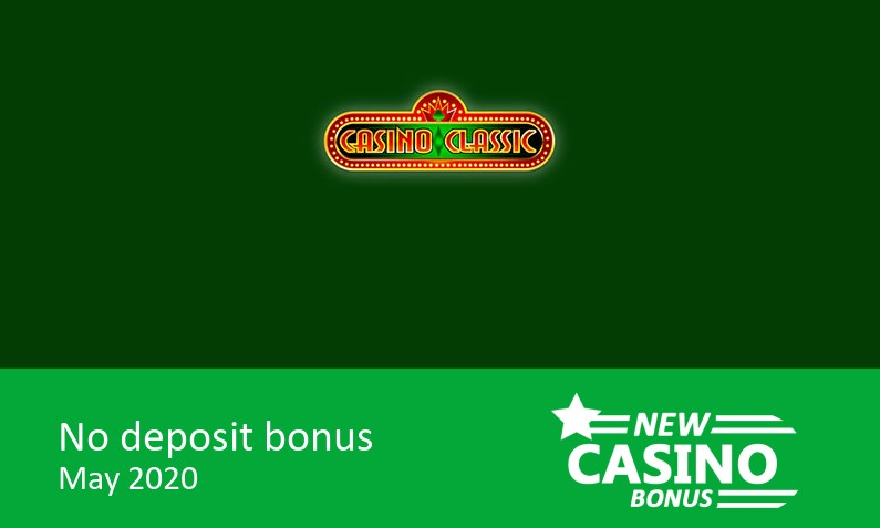 Latest bonus upon sucessfull completion of registration from Casino Classic