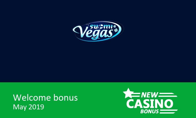 Latest SuomiVegas Casino gives, 150% up to 150€ in bonus + 30 bonus spins, 1st deposit bonus