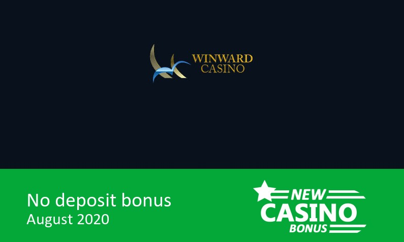 New no deposit from Winward Casino