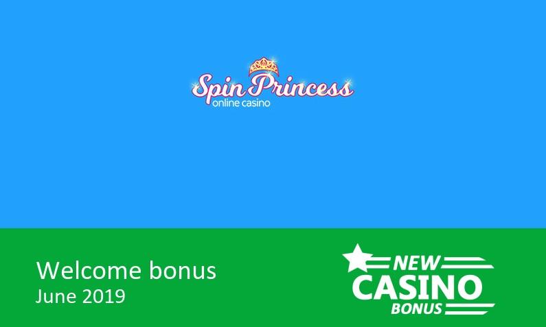 Spin Princess Casino 200% up to 100£/$/€ in bonus + 25 bonus spins