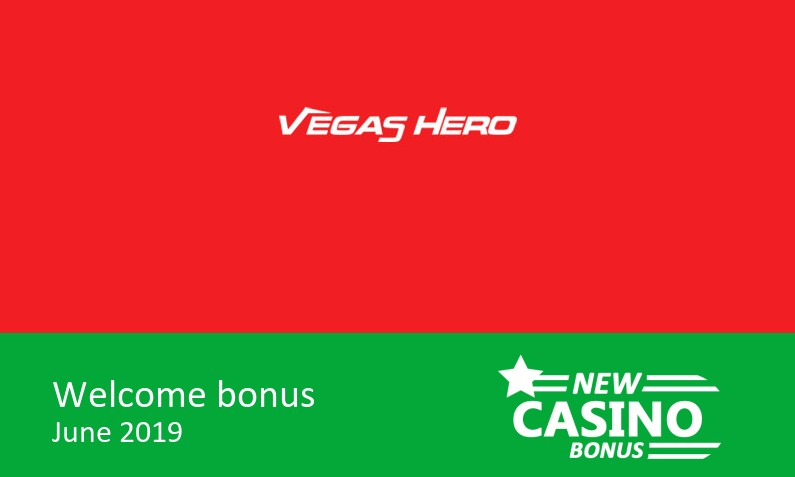 Vegas Hero Casino bonus offer ⇨ 100% up to 200£/$/€ in bonus + 50 bonus spins, 1st deposit bonus